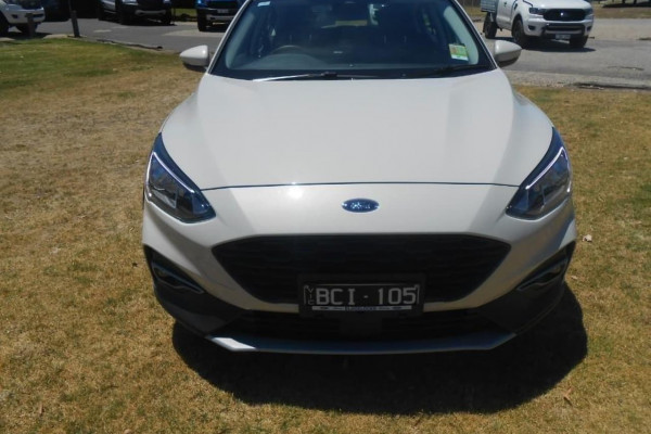 2019 MY19.25 Ford Focus SA Active Hatchback Image 2