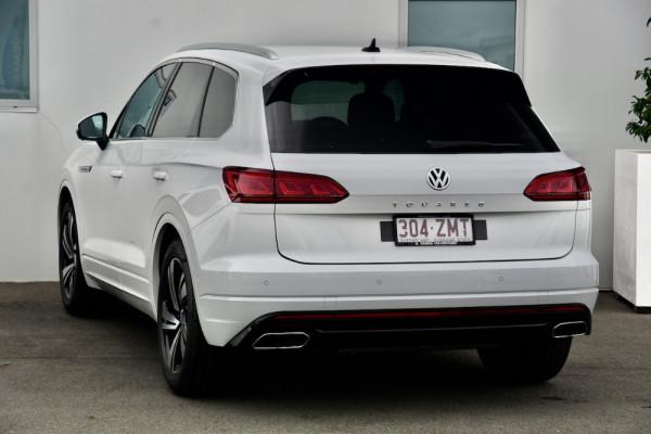 2019 MY20 Volkswagen Touareg CR 190TDI Premium Suv Image 3