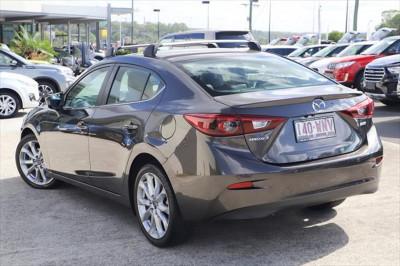2016 Mazda 3 BM Series SP25 Sedan Image 3