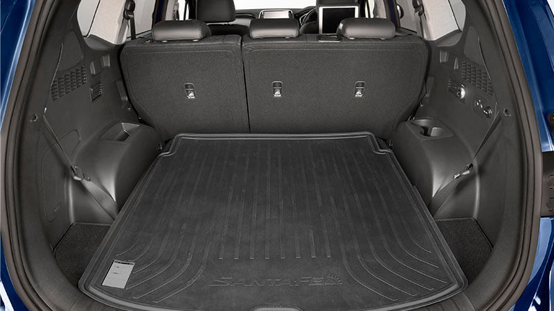 Reversible cargo mat