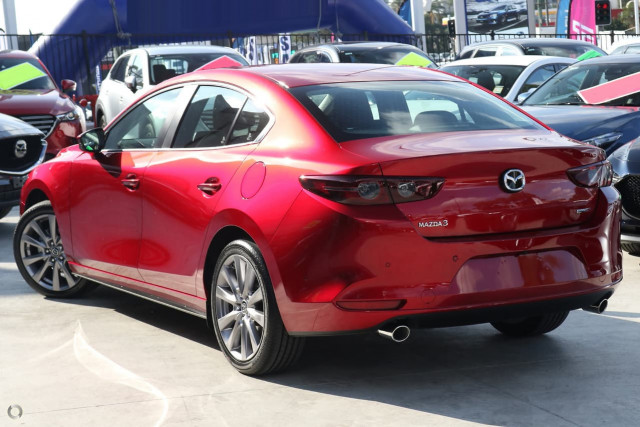 2019 Mazda 3 BP G25 Evolve Sedan Sedan Image 4
