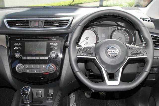 2017 Nissan QASHQAI J11 ST Wagon