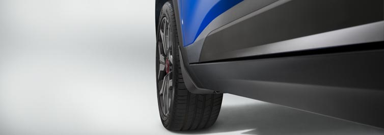"<img src=""Front Mud Flaps Sets"