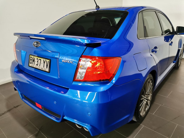 2013 Subaru Impreza G3 Turbo WRX Sedan