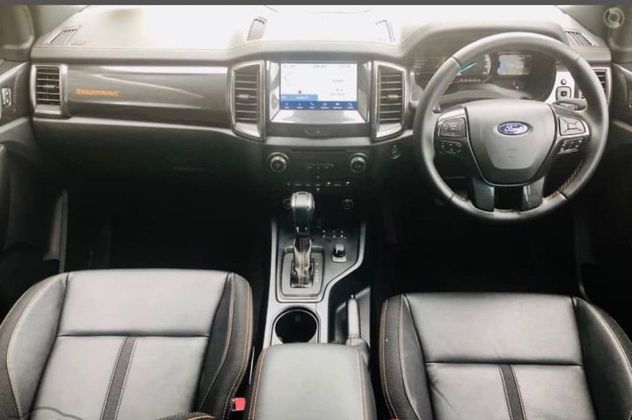 2020 MY20.25 Ford Ranger Utility Image 20