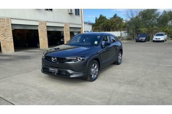 2021 Mazda MX-30 DR Series G20e Evolve Wagon Image 4