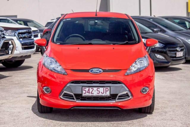 2012 Ford Fiesta Zetec