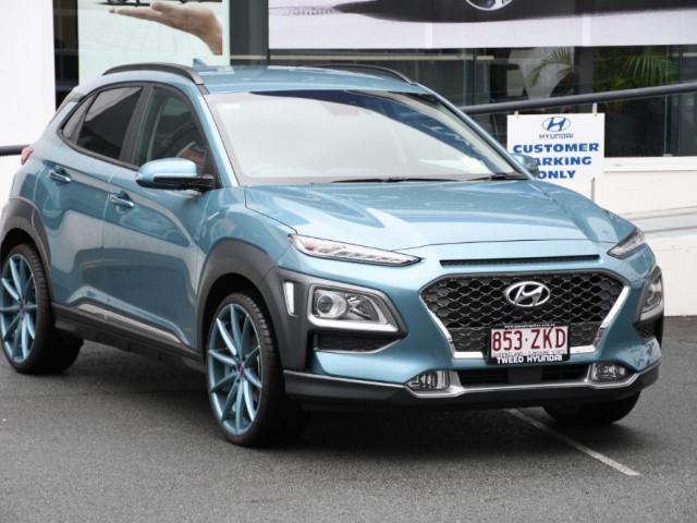 2019 MY20 Hyundai Kona OS.3 Elite Suv Image 1