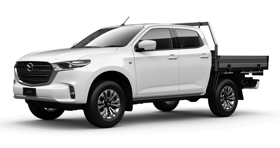 XT 4x4 Dual Cab Chassis