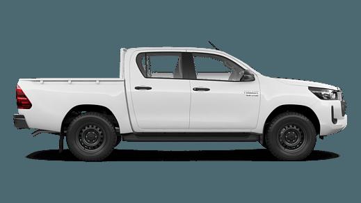 SR 4x4 Double-Cab Pick-Up