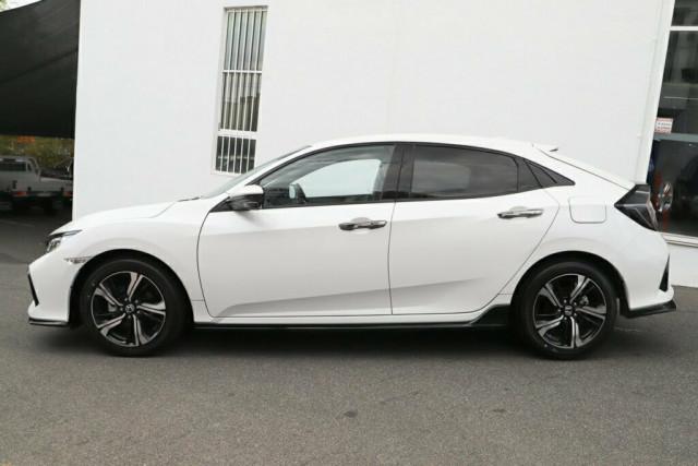 2019 Honda Civic Hatch 10th Gen RS Hatchback Image 4