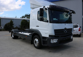 Mercedes-Benz Atego 1630 CAB CHASSIS