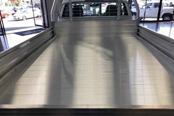 2018 MY17 Isuzu UTE D-MAX -- 4x4 SX Single Cab Chassis Single cab