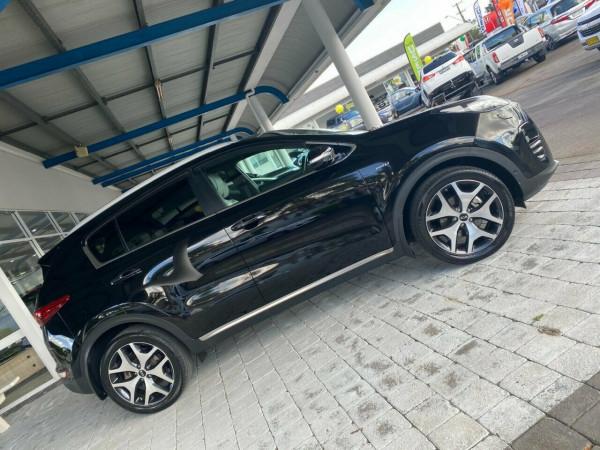 2016 MY17 Kia Sportage QL  GT-Line Suv