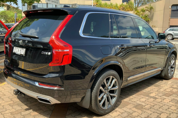 2018 MY19 Volvo XC90 256 MY19 D5 Inscription (AWD) Suv Image 4