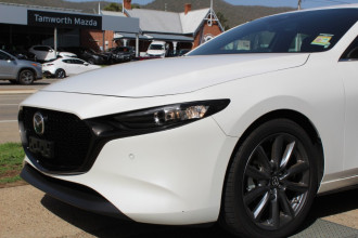 2020 MY19 Mazda 3 BP G25 Evolve Hatch Hatchback Image 4