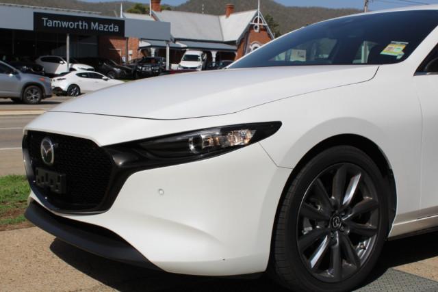 2020 MY19 Mazda 3 BP G25 Evolve Hatch Hatchback Image 4