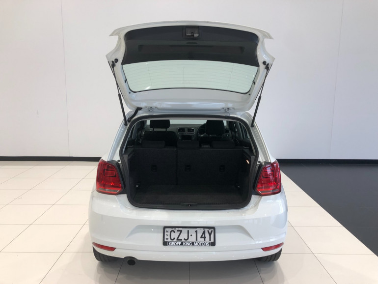 2015 Volkswagen Polo 6R 81TSI Comfortline Hatchback Image 13