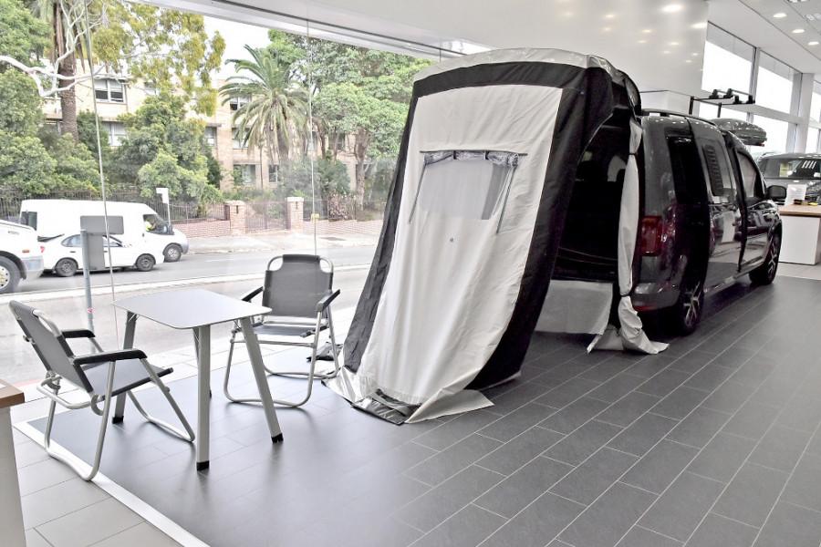 New 2018 Volkswagen Caddy #F020363 Sydney | Autosports Group