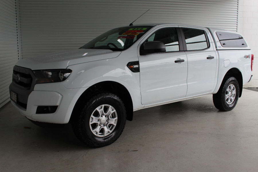 2017 Ford Ranger PX MkII 4x4 XLS Special Edition Double Cab Pickup 3.2L Utility Image 5
