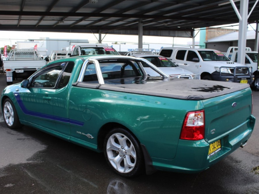 2012 Ford Falcon FG MkII XR6 Utility - extended cab