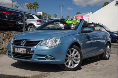 2009 Volkswagen Eos 1F MY09 103TDI Convertible Image 4