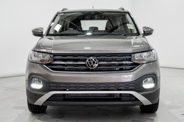 2021 Volkswagen T-Cross 85TSI Life 1.0L T/P 7Spd DSG Wagon Image 4