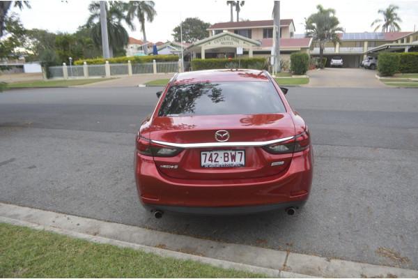 2015 Mazda 6 GJ SED Sedan Image 5