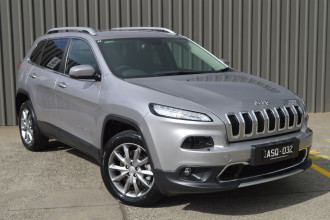 Jeep Cherokee Limited KL MY18