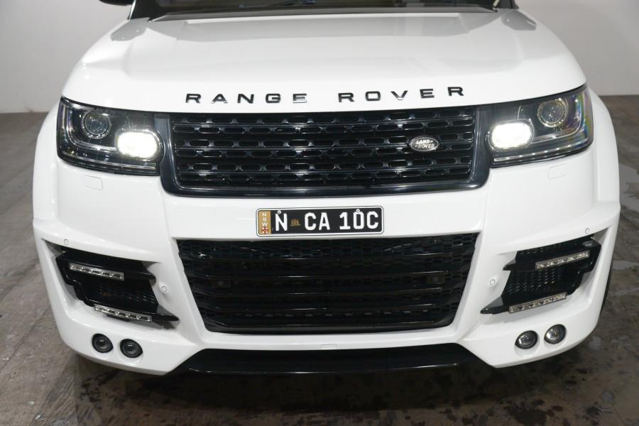 2013 Land Rover Range Rover Hse Tdv6