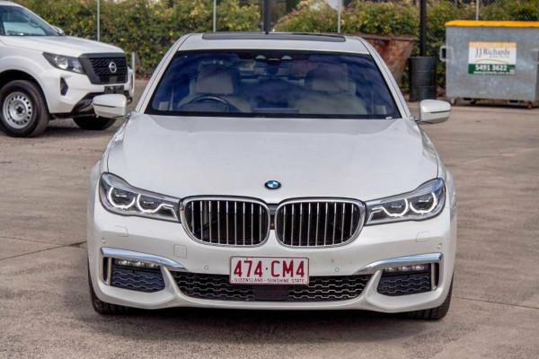 2017 MY18 BMW 730d G11 Sedan Image 3