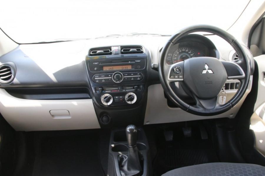 2013 MY14 Mitsubishi Mirage LA ES Hatchback Image 8