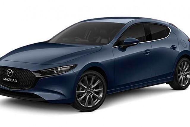2019 Mazda 3 BP G20 Touring Hatch Hatchback Image 1