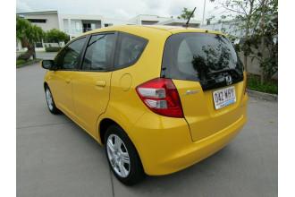 2010 MY11 Honda Jazz GE MY11 VTi Hatchback Image 5