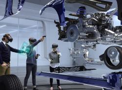Hyundai and Kia Debut Virtual Reality (VR) Design Evaluation System