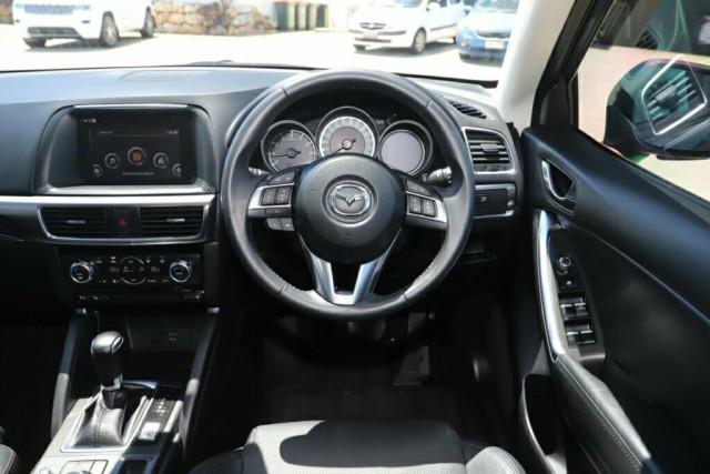 2016 Mazda CX-5 KE1032 Grand Touring SKYACTIV-Drive i-ACTIV AWD Suv Image 15