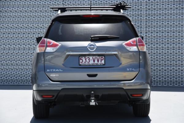 2015 Nissan X-Trail T32 ST-L Suv Image 4