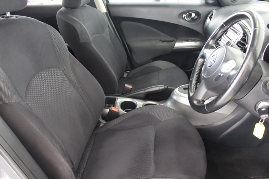2015 Nissan JUKE F15 SERIES 2 ST Suv Image 8