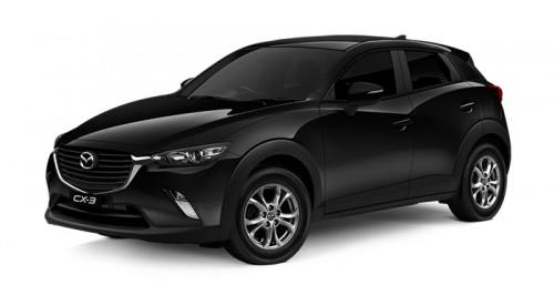 2018 MY17 Mazda CX-3 DK2W7A Maxx Wagon