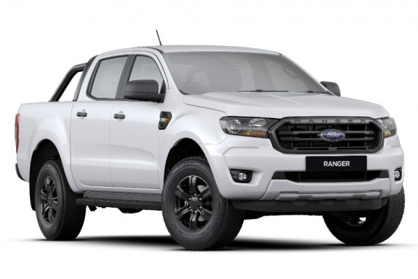 2019 MY19.75 Ford Ranger PX MkIII 4x4 Sport Special Edition Double Cab Pick-up Utility Image 4