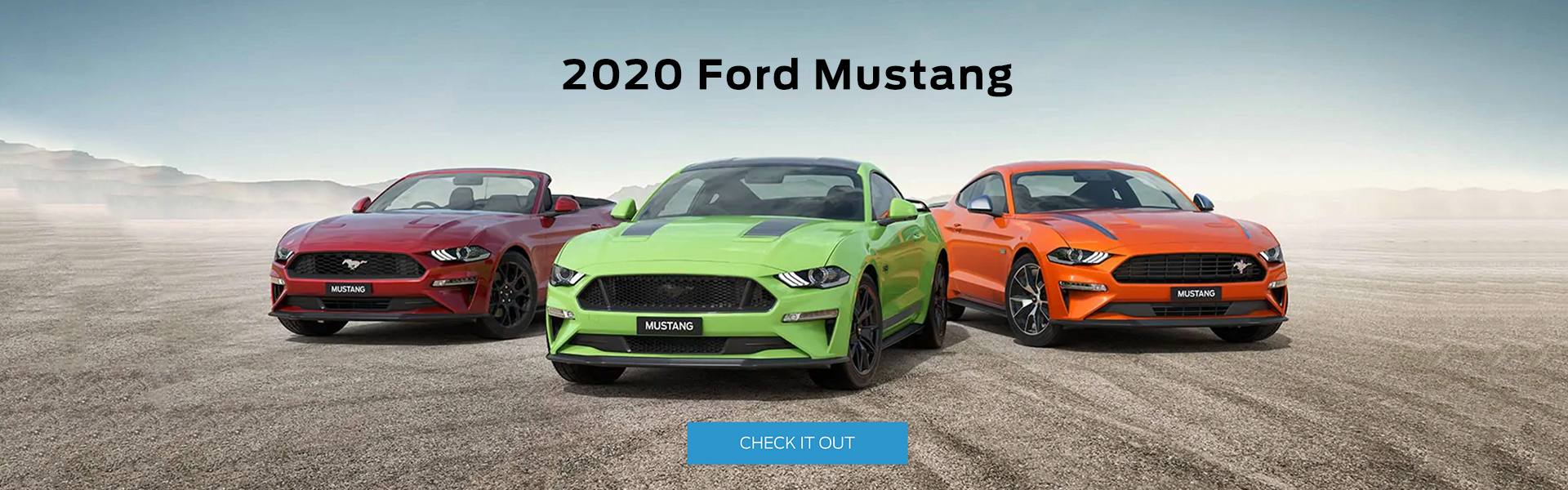 See the full range of Ford Mustang models at Alpine Ford