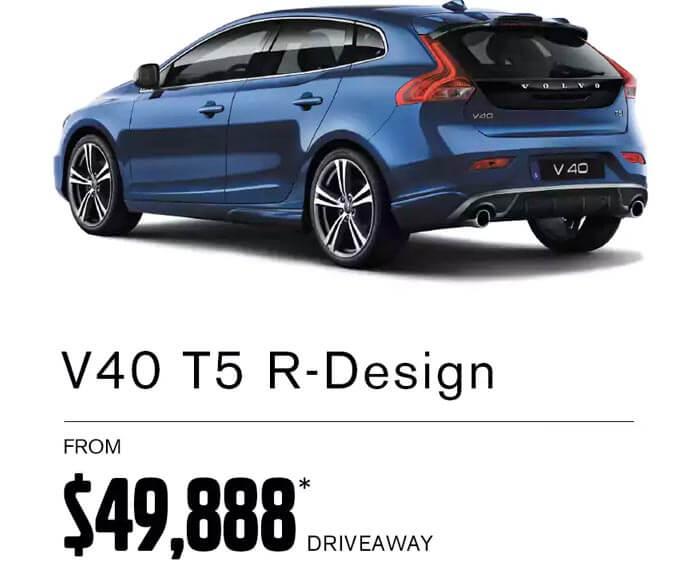 V40 T5 R-Design
