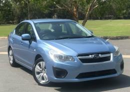 Subaru Impreza 2.0I (AWD) MY12