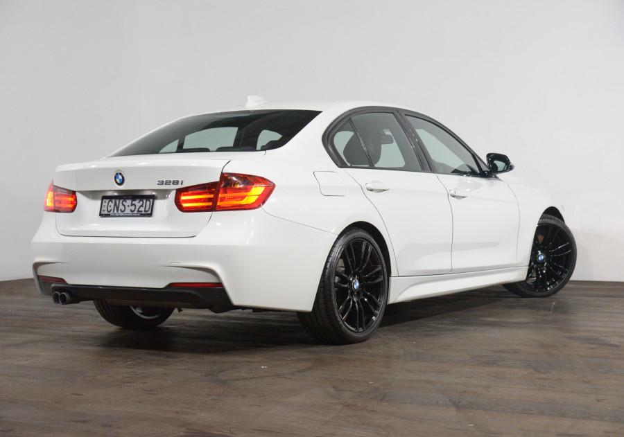 2013 BMW 3 Bmw 3 28i Sport Line Auto 28i Sport Line Sedan