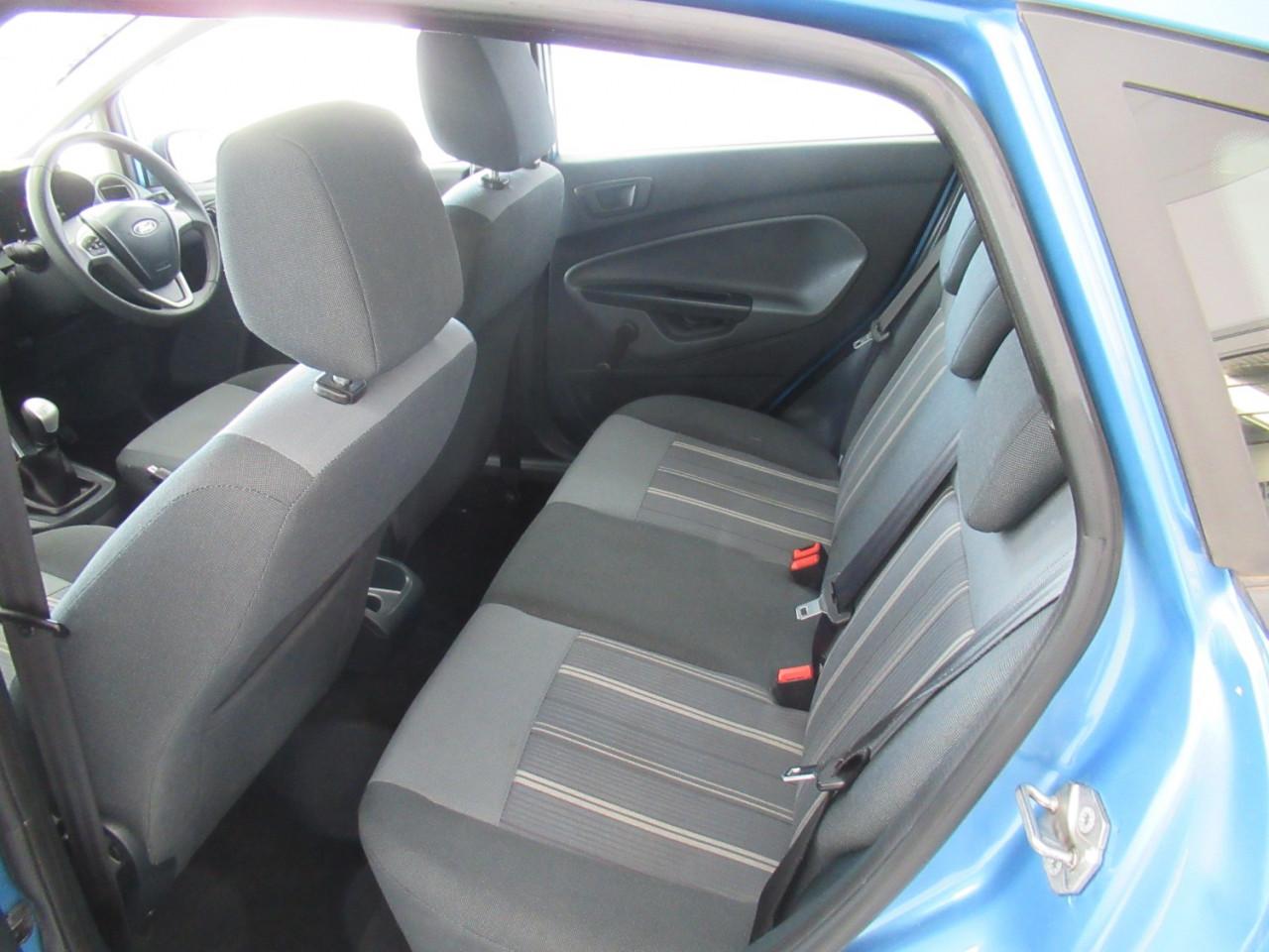 2009 Ford Fiesta WS CL Hatchback Image 22