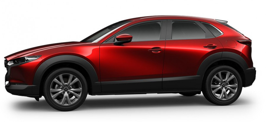 2020 Mazda CX-30 DM Series G20 Evolve Wagon Image 22