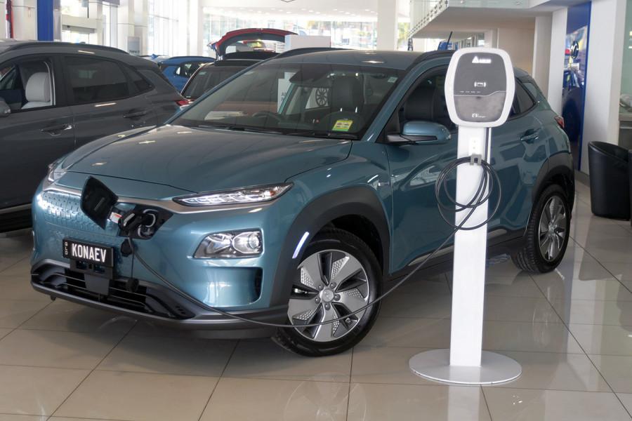 2019 MY20 Hyundai Kona OS.3 Launch Edition Suv
