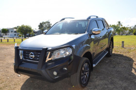 2017 Nissan Navara D2 ST-X Utility