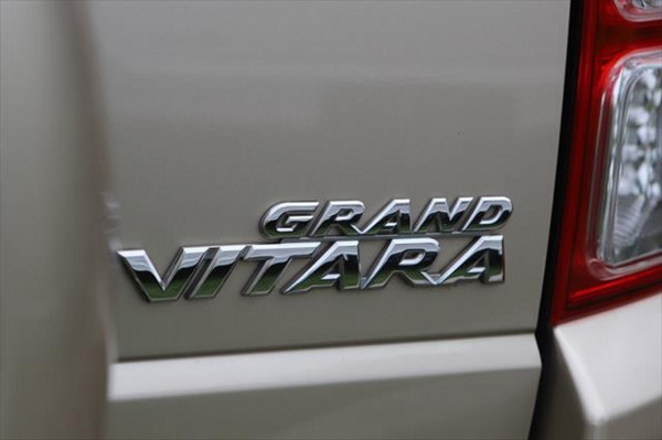 2009 Suzuki Grand Vitara JB MY09 Suv Image 4