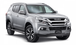 New Isuzu UTE Onyx Edition